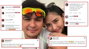 Matteo Guidicelli Message For Sarah, Parents Trends Online, Netizens React