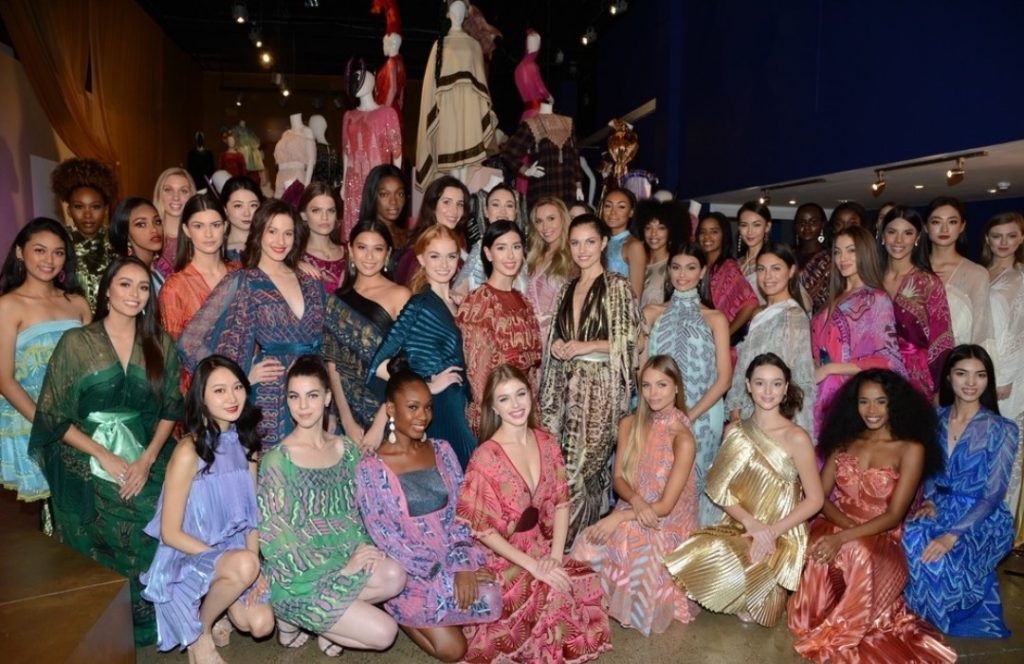 Miss World 2019 Top Model finalists