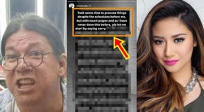 Morissette Amon Apology: Here's Jobert Sucaldito Response To It