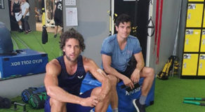 PHOTO: Nico Bolzico Bonds With Erwan Heussaff On Becoming Dads To Be