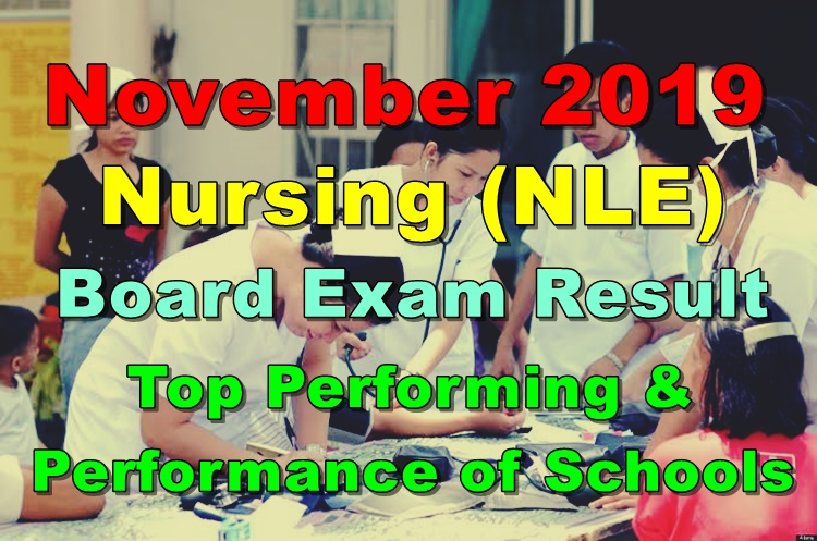 NLE Exam Result