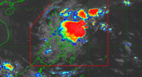 PAGASA – Ramon Expected To Make Landfall On Saturday