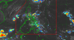 PAGASA – Sarah Weakens, Heads Towards Japan
