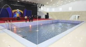 Pastor Builds Swimming Pool W/ 'Healing Powers' Charges Thousands Per Swim