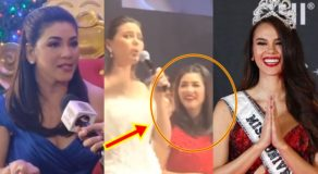 Regine Velasquez Speaks about her Viral Video With Catriona Gray