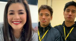 Regine Velasquez Scolded Piolo Pascual & Erik Santos Due To This