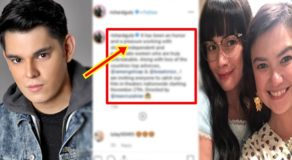 Richard Gutierrez Posts About Bea Alonzo, Angelica Panganiban