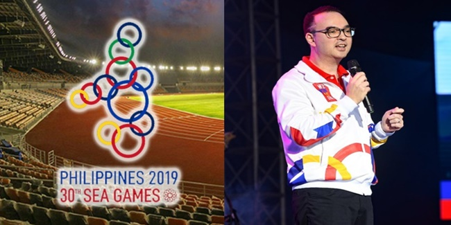 SEA Games 2019 Alan Peter Cayetano