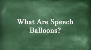 What Are Speech Balloons? Meaning And Types Of This Tool