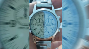 """VIDEO: Netizen Orders Watch, Only To Receive """"Time Machine"""""""