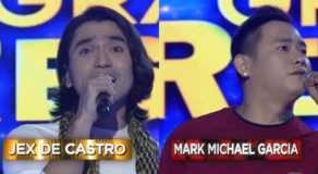 Tawag Ng Tanghalan Grand Resbak November 19 Winners: Mark & Jex