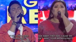 Tawag Ng Tanghalan Grand Resbak November 20 Winners: Julius & Hazelyn