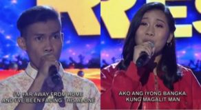 Tawag Ng Tanghalan All-Star Grand Resbak November 22: Jessica & Aljun