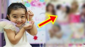 Zia Dantes 4th Birthday:  Scenes During Unicorn-Themed Party