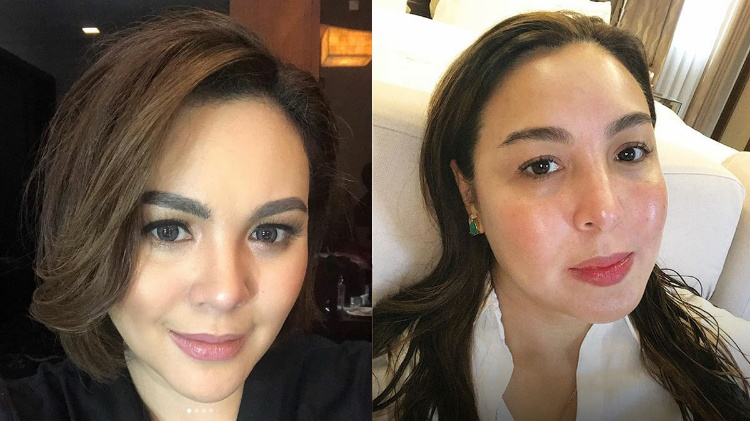 Claudine Barretto Marjorie Barretto