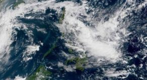Cyclone May Hit Areas In Visayas & Luzon This Week