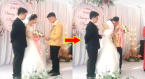 Viral Bride and Her Ex-Bf Crying in Front of Groom Amid Wedding Reception