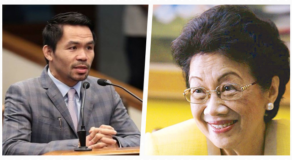 Pacquiao Can Become President Same As Housewife Cory – Panelo
