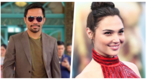 "Pacquiao Movie ""Freedom Fighters"" Eyes Hollywood Stars Like Gal Gadot"