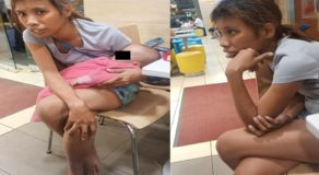 Concerned Lady Asks Netizens To Help Mentally Incapacitated Mom & Starving Baby
