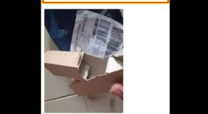 Online Shopper Expresses Disappointment After Receiving Empty Mystery Box
