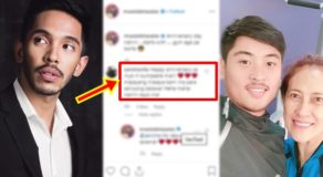 "Aiai Delas Alas' Son Sancho Reacts To ""Anniversary"" Post w/ Gerald Sibayan"