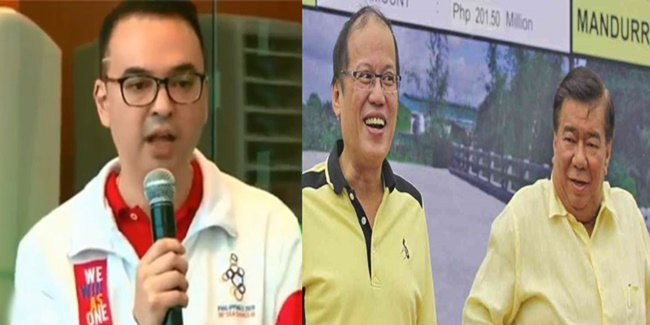 Alan Peter Cayetano Nonoy Aquino & Franklin Drilon