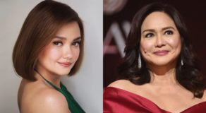 Angelica Panganiban Receives Message From Charo Santos