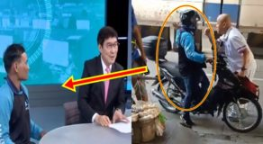 Viral Angkas Driver Harassed Publicly Goes To Raffy Tulfo In Action