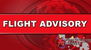 FLIGHT ADVISORY: List of Canceled Flights for Saturday (December 7)