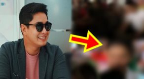 Coco Martin Makes Surprise Visit To Mindanao Quake Victims