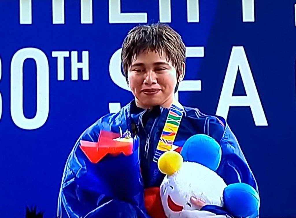 SEA Games 2019 hidilyn diaz