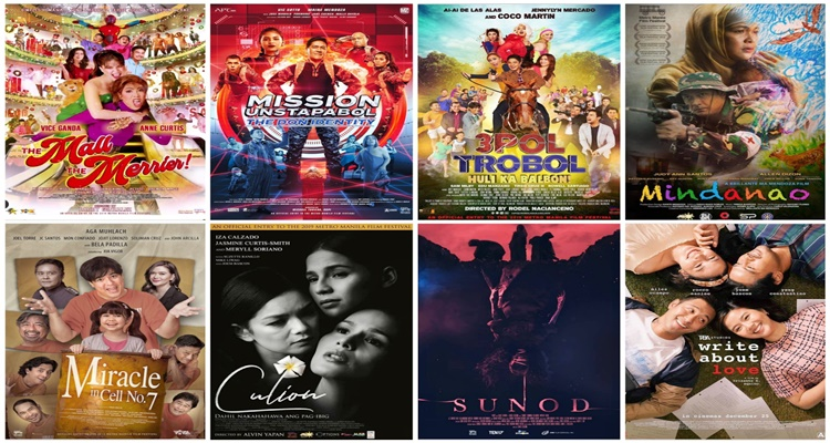 MMFF 2019 Movies