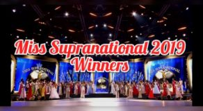 Miss Supranational 2019 Winners (COMPLETE LIST)