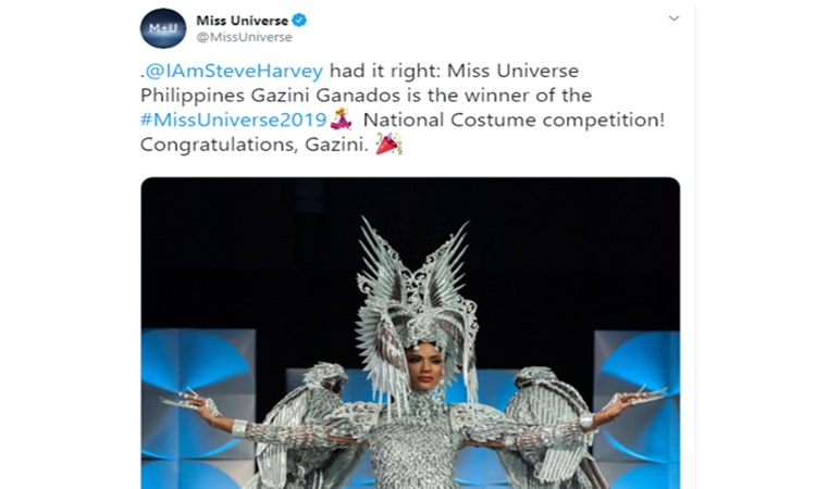 Miss-Universe-2019-national-costume-Gazini-ganados-1