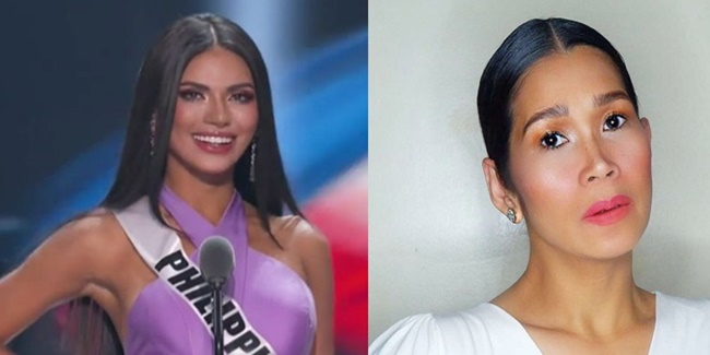 Miss universe pageant PH gazini ganados & Pokwang