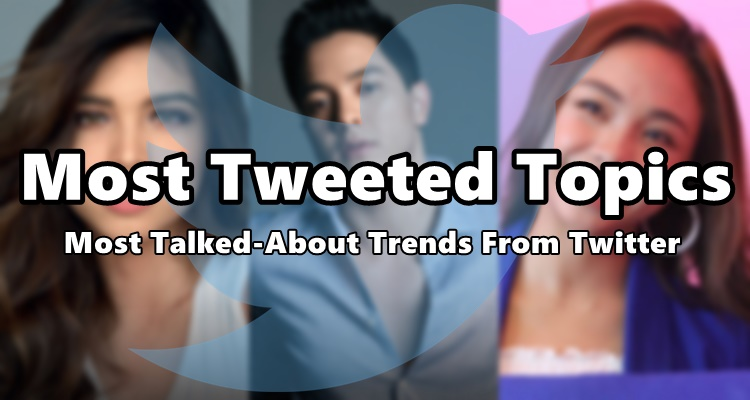 Most Tweeted Topics