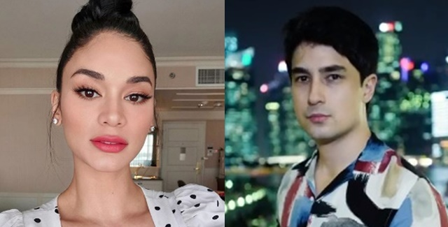 Pia Wurtzbach, Marlon Stockinger
