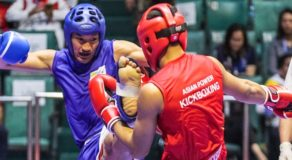 SEA Games 2019: Jerry Olsim Bags PH 1st Kickboxing Gold