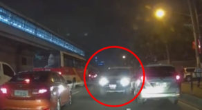 VIDEO: Toyota Prado Counterflowing On EDSA Sparked Outcry From Netizens