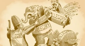 Allegory – What Exactly Is The Literary Device, Allegory? (Answers)
