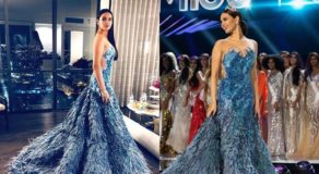 "Catriona Gray ""Reflection"" Gown In Miss U 2019, Symbolism Revealed"