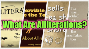 Alliteration – What Exactly Is Alliteration? (Answers)