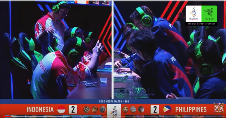 Philippine Mobile Legends Team Strikes First Gold In SEA Games 2019