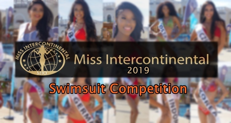 miss intercontinental 2019 swimsuit fi