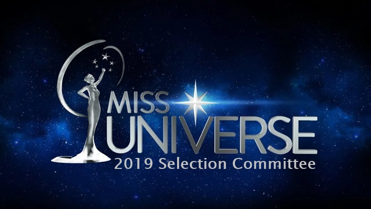 miss universe 2019 selection committee