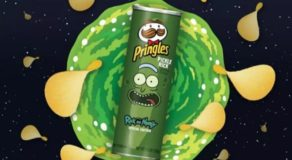 Pickle Rick Flavored Pringles – Rick And Morty Collabs With Pringles