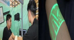 Filipino Students Develop Affordable Device to Exactly Locate Patient's Veins