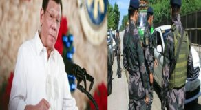 President Duterte Rejects Another Martial Law Extension in Mindanao