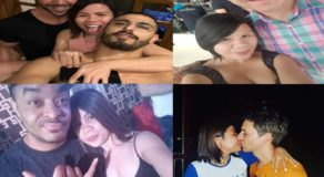 Young Lady w/ Numerous Foreigner Boyfriends Goes Viral Online